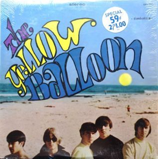 The Yellow Balloon* - The Yellow Balloon (Vinyl, LP, Album) at Discogs  1967