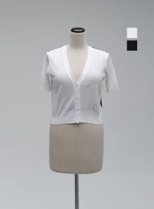Today's Hot Pick :[カーディガン] バックレース半袖サマーニットカーディガン【BUILD】 http://fashionstylep.com/SFSELFAA0002487/build112jp1/out フェミニンなボレロカーディガンです。 全体的に透け感のある女性らしい羽織りもの。 背中の大胆な花柄レースがポイントです! 露出の多いキャミワンピースやタンクトップと好相性です◎ ★2色:オフホワイト/ブラック