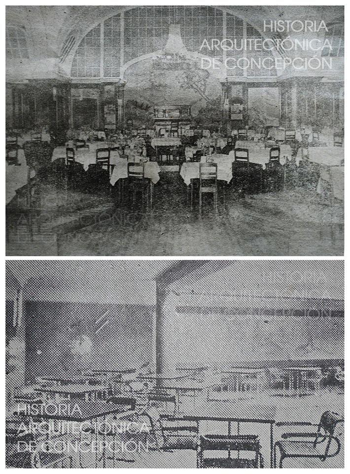 Confitería Nuria 1937, Café Palet 1944
