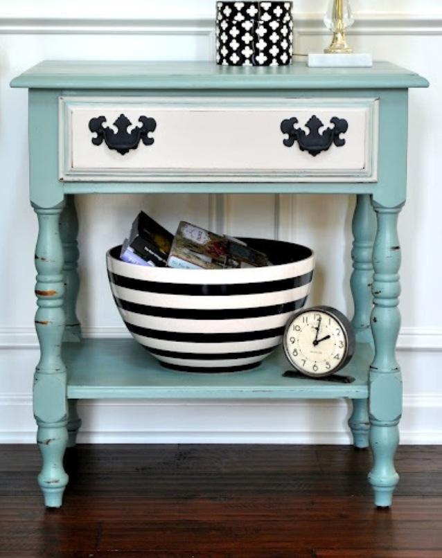 furniture painting color scheme