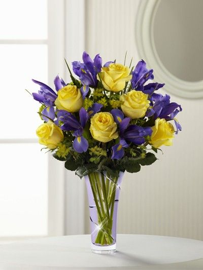 best flower arrangements images on, Beautiful flower