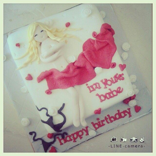 Sexy cakes