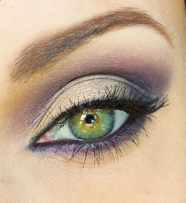 Make up for green eyes | The place where you craft your beauty..super pretty
