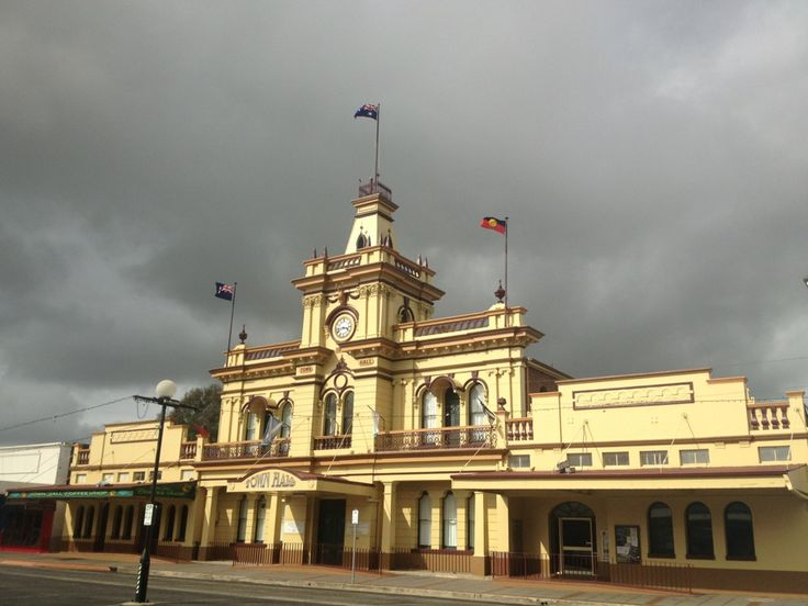Glen Innes in New South Wales