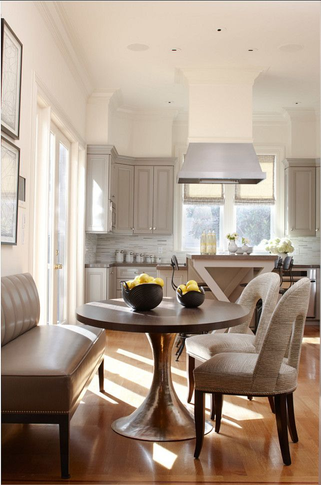 17 best images about colours on pinterest paint colors revere pewter and white doves - Benjamin moore paint colors for kitchen ...