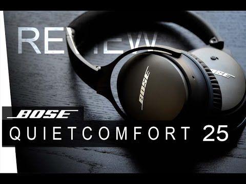 BOSE QC25 - QuietComfort25 - REVIEW