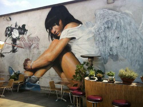Ristorante corte regina, Milan (Italy) - StreetArt101