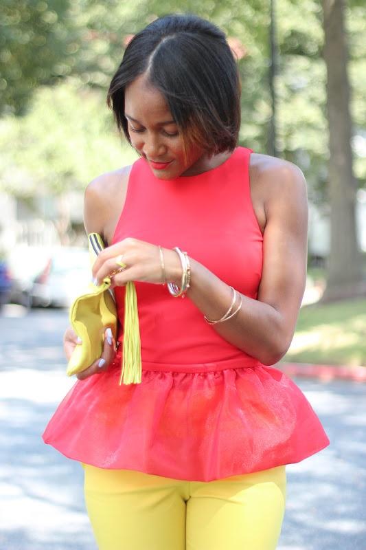 Love this look!! Bright!!: Stylistasstylisto, Clotheshor