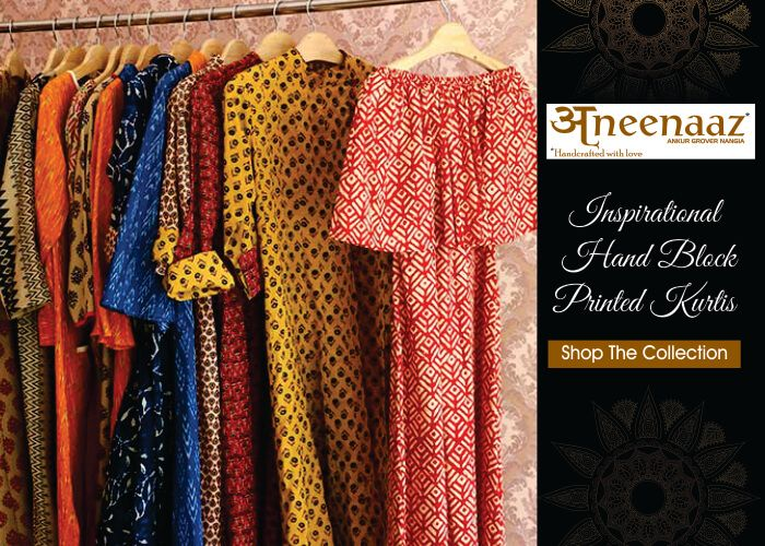 Every woman loves clothes. So Aneenaaz is a perfect destination for your style of fashion for brighter, colorful, trendy, stylist and elegant kurtis. #Aneenaaz #designer #kurtis #rajasthani #clothing #Collection #jaipur #women #fashion #clothing