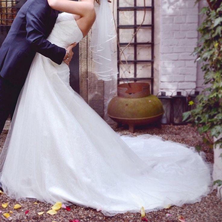 Secondhand Brautkleid Sincerity in S | Gefunden auf gebraucht.de