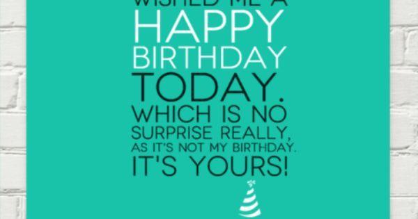 Birthday wishes no Best Birthday