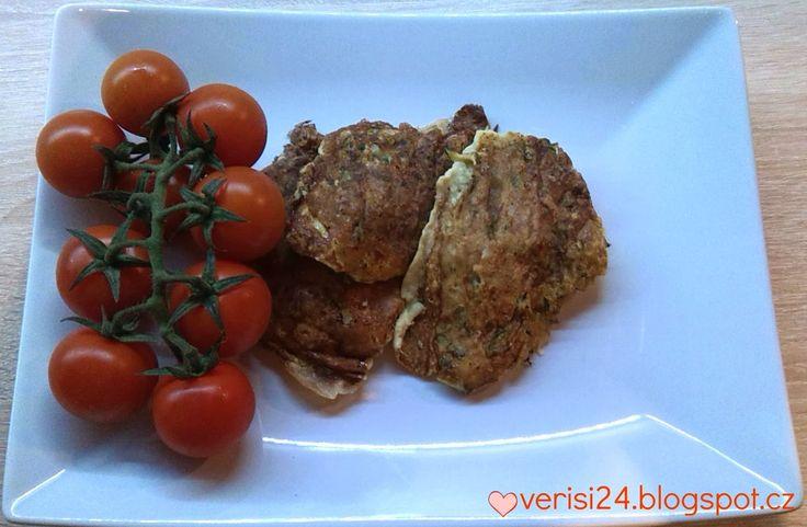 Healthy lifestyle: Zeleninové placičky s tvarůžky