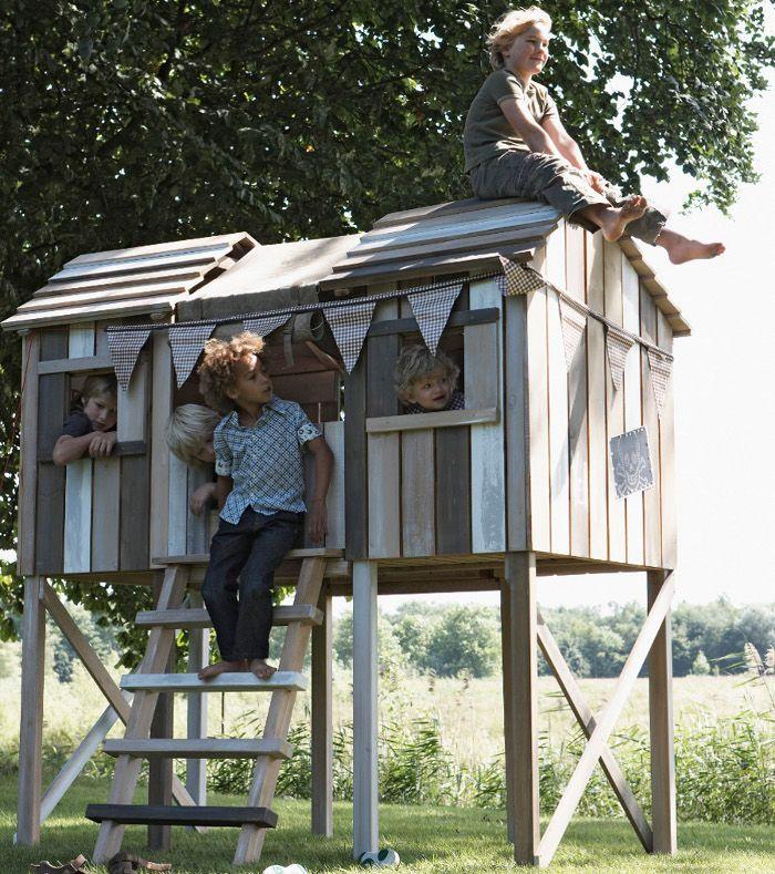 1000 idées sur le thème Cabane Pour Enfants De Jardin sur Pinterest ...