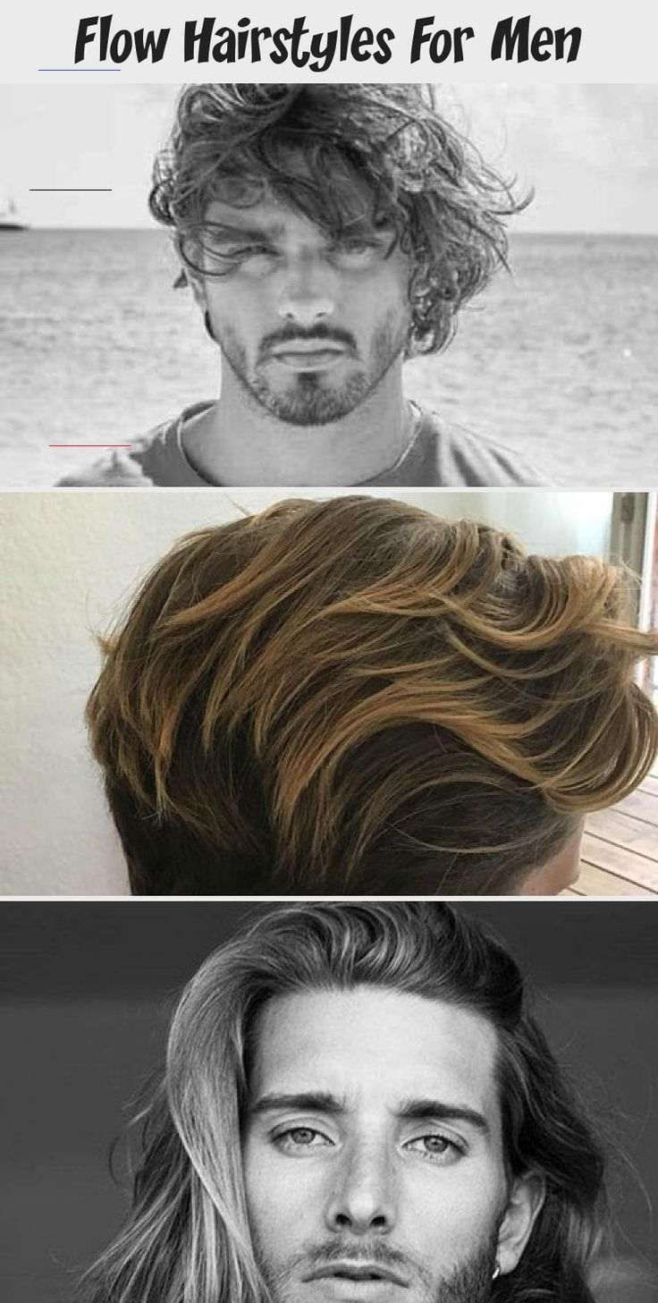 Flow Hairstyles For Men Hair Styles Best Straight Hair Flow Best Flow Hairstyles For Men Short Medium A In 2020 Hair Styles Long Hair Styles Men Cool Hairstyles