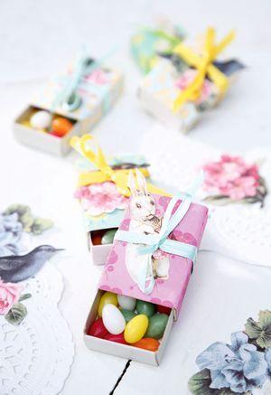 Süßes aus der Schachtel
