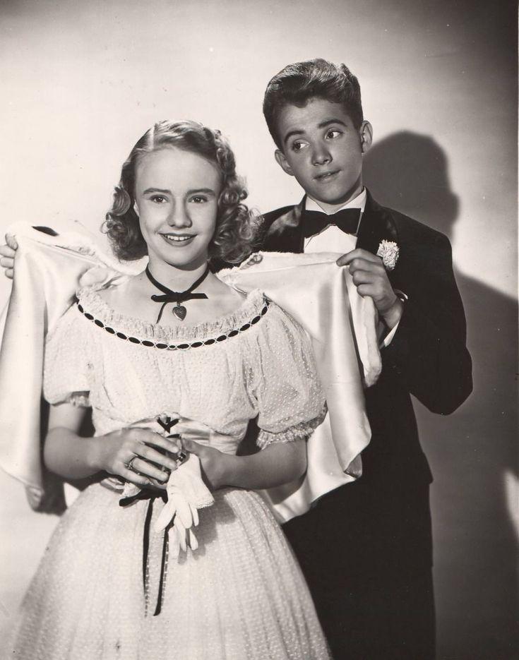"""""""Junior Miss"""" (1945) with Peggy Ann Garner"""