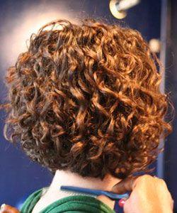 Real Texture Talk: Paloma's Curly Bob