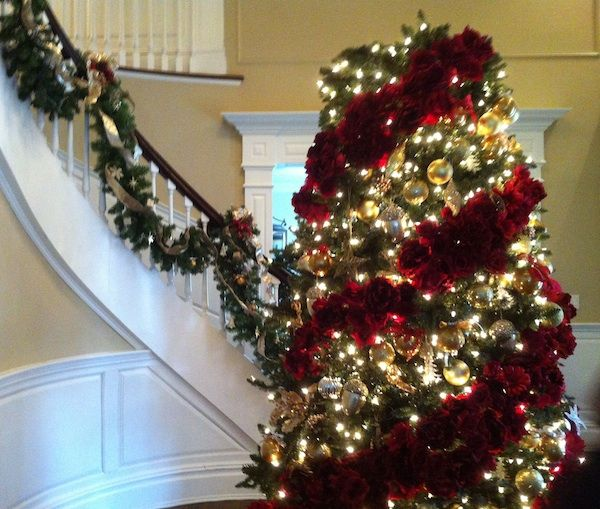 Elegant spiral how to recreate tiki barber s christmas tree