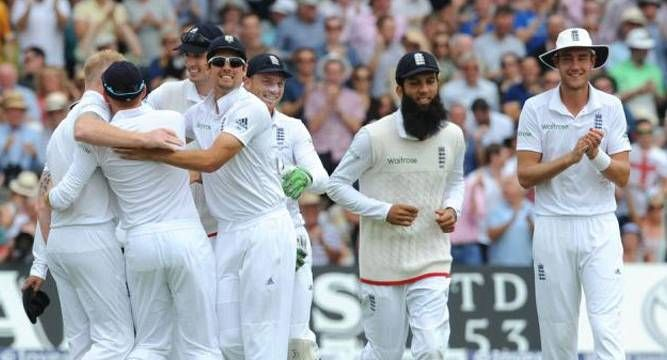 England wins 4th Test, regains #Ashes from Australia