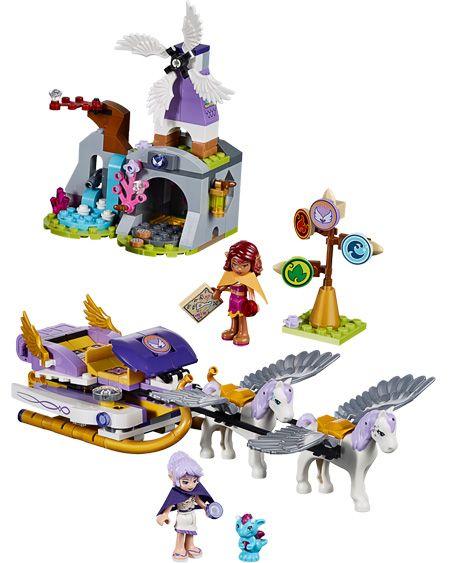LEGO Elves - Aira's Pegasus Sleigh by Lego Systems, Inc. - $39.95