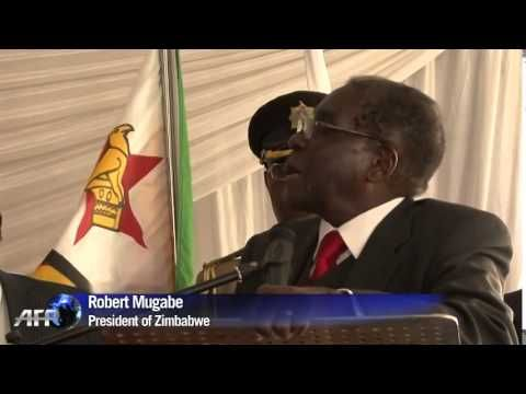 Breaking News : Zimbabwe To Back Russia Calls Western Sanctions 'illegal'