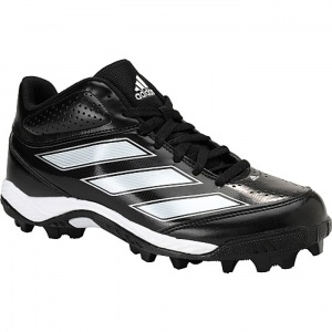 SALE - Mens Adidas Malice Football Cleats Black - BUY Now ONLY $45.00