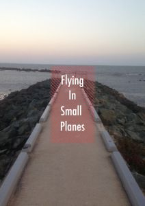 Suitcase Scribbles: Flying in Small Planes