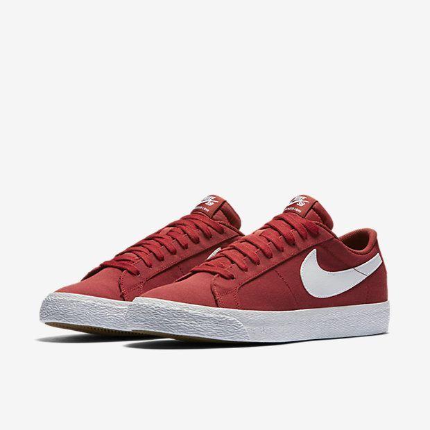 fa8363f7f12 Nike SB Blazer Low Canvas Men s Skateboarding Shoe  skateboardingshoes
