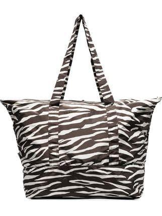 a8932d9ed4 Ganni Multicoloured Fairmont zebra print tote