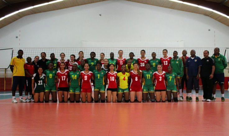 Gana y se traslada equipo de voleibol femenil a la sede Mundialista ~ Ags Sports