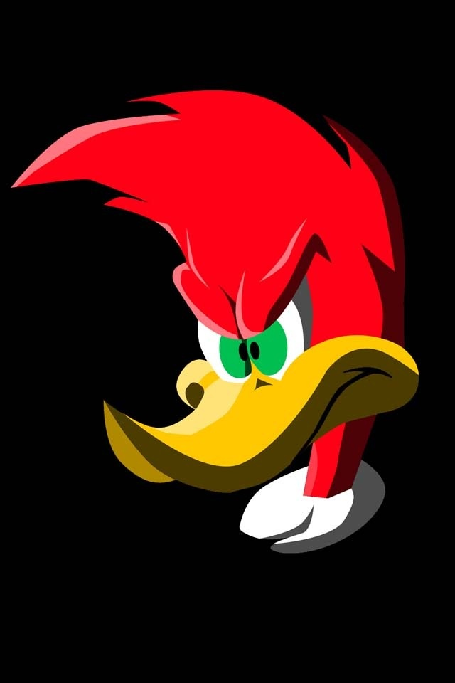 Woody the woodpecker face - photo#7