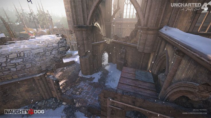 Modeling, Texturing, World Creation, Shader Setup, Full Map Ownership. Additional assets from Andres Rodriguez, Ana Cho, Artem Brizitsky, Brian Recktenwald, Scott Greenway. And the extremely talented art team at Naughty Dog. Updates: www.facebook.com/purepolygons
