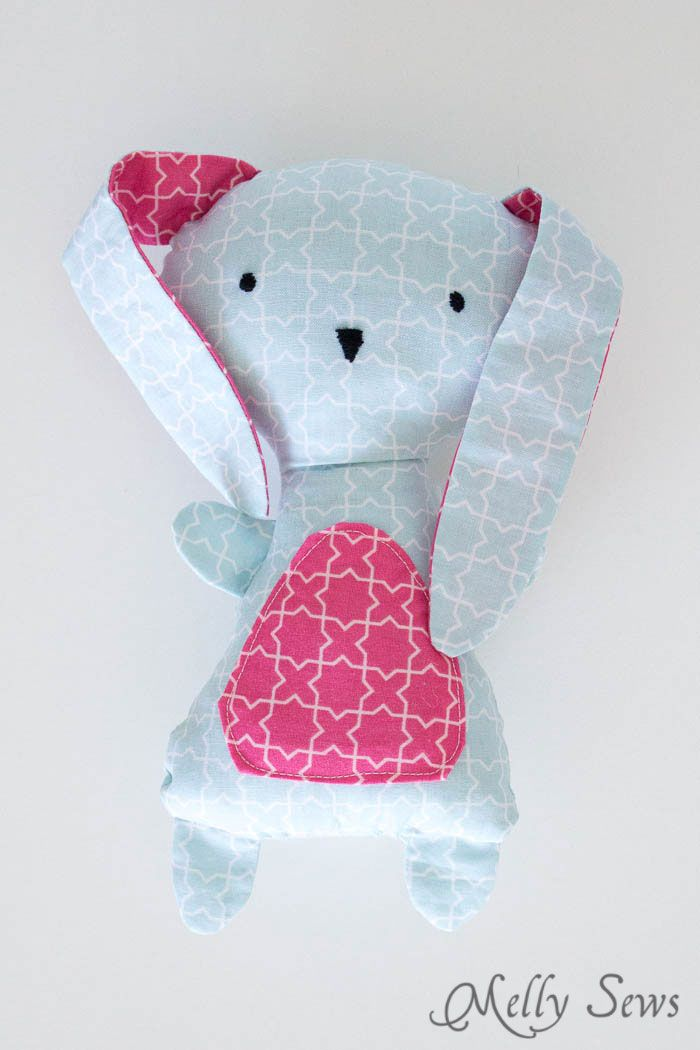 55 best sewing gifts for kids images on pinterest sewing ideas diy easter bunny wonderland fabrics negle Image collections