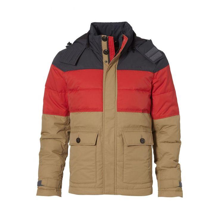 péřová bunda McGregor Mount Kirkwood | Freeport Fashion Outlet