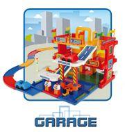Kid Cars 3D - Multi Parking 9,1m - Sklep Internetowy z zabawkami dla dzieci, Prezenty urodzinowe dla dzieci