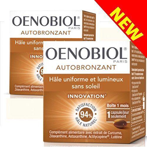 Oenobiol Autobronzant Hâle uniforme et lumineux sans soleil