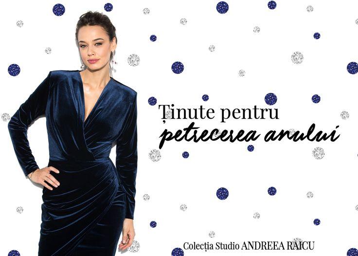 Ai început să îți cauți outfit-ul de Revelion? Avem mai multe propuneri pentru tine pe @shop.andreearaicu.ro