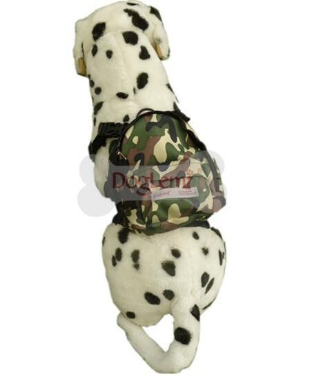 2017 Useful Dog Backpack Camouflage Outdoor Dog Bags Cool Teddy Bags With S L size Pet Puppy Dog Backpacks For Hiking Camping