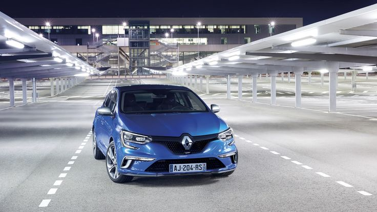 Novo Renault Mégane 2015 #renault #megane #blue #2015 #berlina