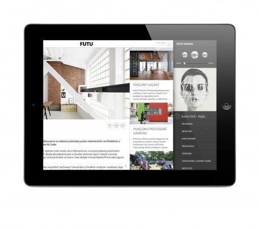 FUTU App for iPad | FUTU.PL