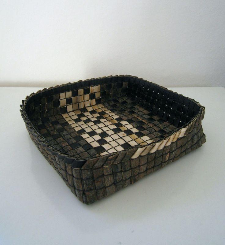 Fad med mønster. Dorthe Steffensen | sandwich flet