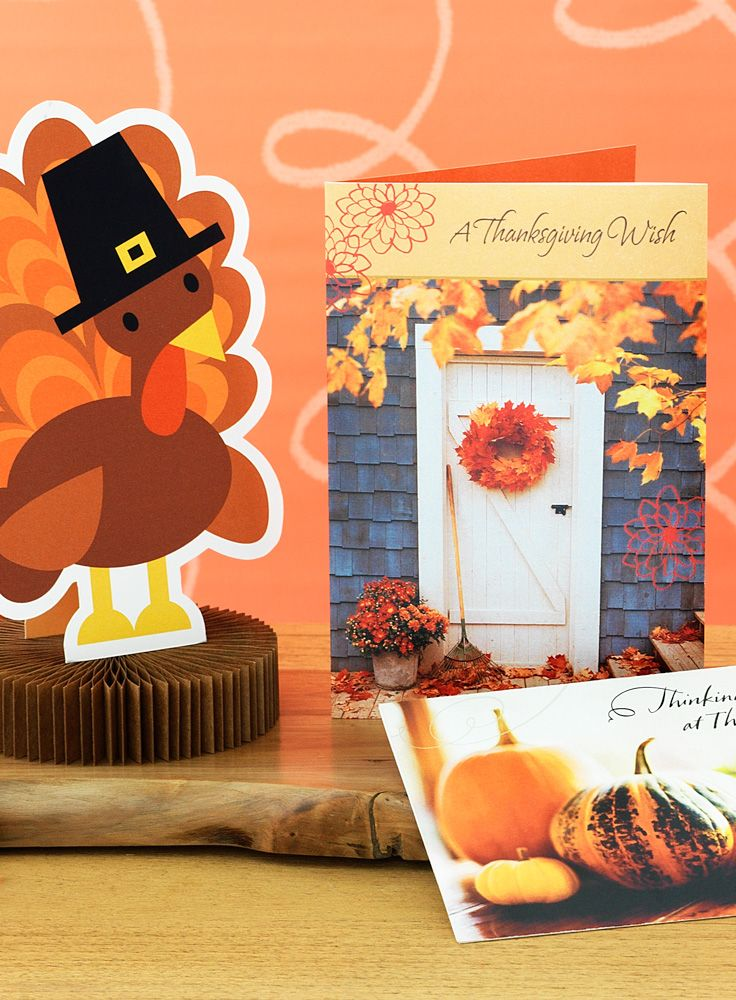 Thanksgiving Wishes: What to Write in a Thanksgiving Card | Send warm Thanksgiving wishes with these message ideas and writing tips from Hallmark.