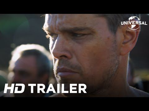 Novo trailer do filme 'Jason Bourne' com Matt Damon - Cinema BH