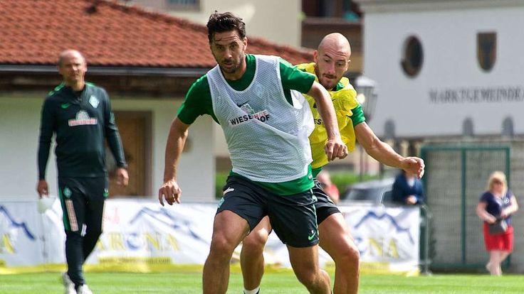 Werder: Die Bremer beenden das Trainingslager in Zell am Ziller, Vertrag für weitere drei Jahre   Werder