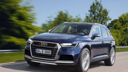 2019-2020 Audi Q5 – «Excellence through technique""