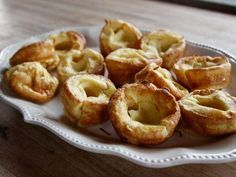 """Yorkshire Pudding (Christmas Unwrapped) - """"The Pioneer Woman"""", Ree Drummond on the Food Network."""