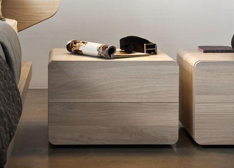 Novamobili Bend Bedside Cabinet