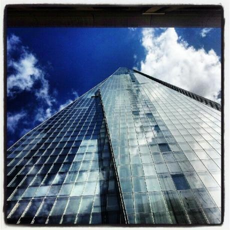 Reach for the sky The Shard London Town -  Western Europe's tallest building  -ColinMacRoad