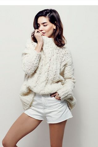 Free People Downtown Cut Off at Free People Clothing Boutique