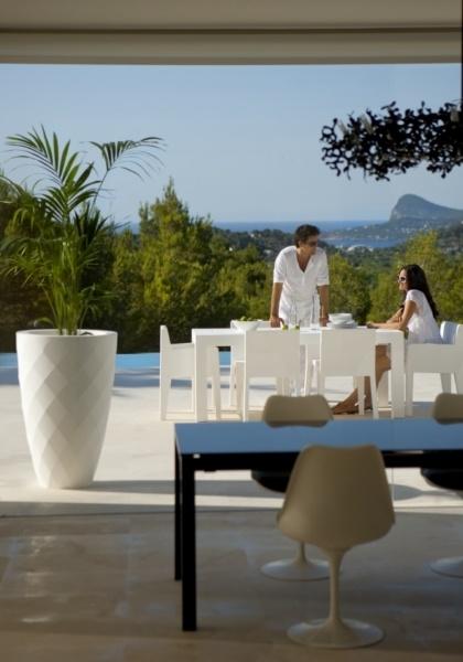 Vondom Isla Pot Onverlicht - Het Luxe Leven - Pimp up your Lifestyle!